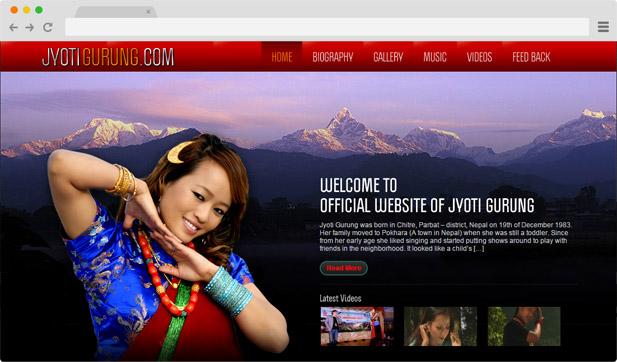 Jyoti Gurung - sanil.com.np