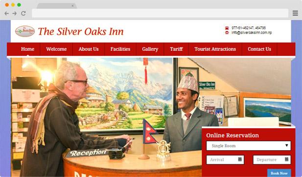 The Silver Oaks Inn - sanil.com.np