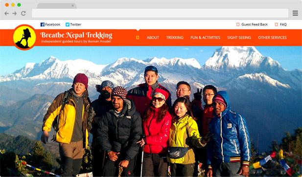 Breathe Nepal Trekking - sanil.com.np