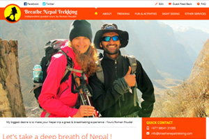 Breathe Nepal Trekking